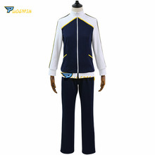 The Sword Dance Touken Ranbu Nakigitsune Sports Suit Cosplay Costume