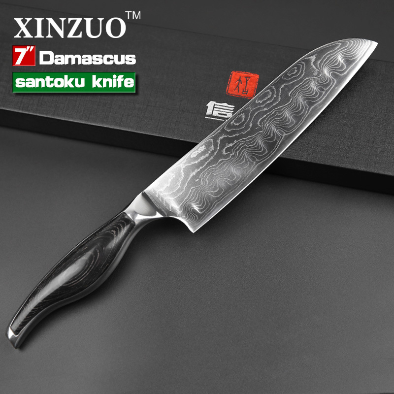 aliexpress : buy 3 pcs kitchen knives 73 layers damascus steel