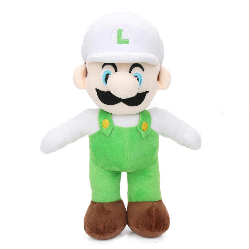 18-25cm Super Mario Plush Toy Super Mario Bros odyssey Luigi Toad Yoshi Princess Peach Daisy Plush Doll Toys Birthday Party Lot