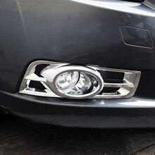 Цвет моя жизнь автомобильный стикер Передняя противотуманная фара накладка противотуманная фара чехлы Чехол для Ford Chevrolet Cruze 2009-2016 автомобильные аксессуары для укладки