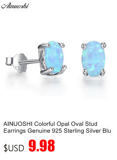 HTB1MPdvEeSSBuNjy0Flq6zBpVXaG AINUOSHI Brand Sparkling Square Stud Earring Asscher Cut Sona Diamond Pure 925 Sterling Silver Shining Earring Lady Jewelry Gift