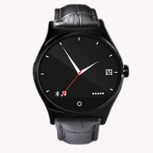 RWATCH R11 Reloj Inteligente Controlador Remoto Por Infrarrojos Ritmo Cardíaco Boussole Llamadas/SMS Recordatorio Sedentario Podómetro para Android IOS