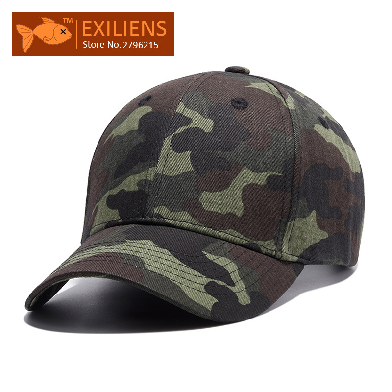 [EXILIENS] 2017 New Fashion Brand Cotton Snapback Caps Camouflage Strapback Baseball Cap Bboy Hip-hop Hat For Men Women Fitted 2017 new fashion brand breathable v ring black snapback caps strapback baseball cap bboy hip hop hats for men women fitted hat