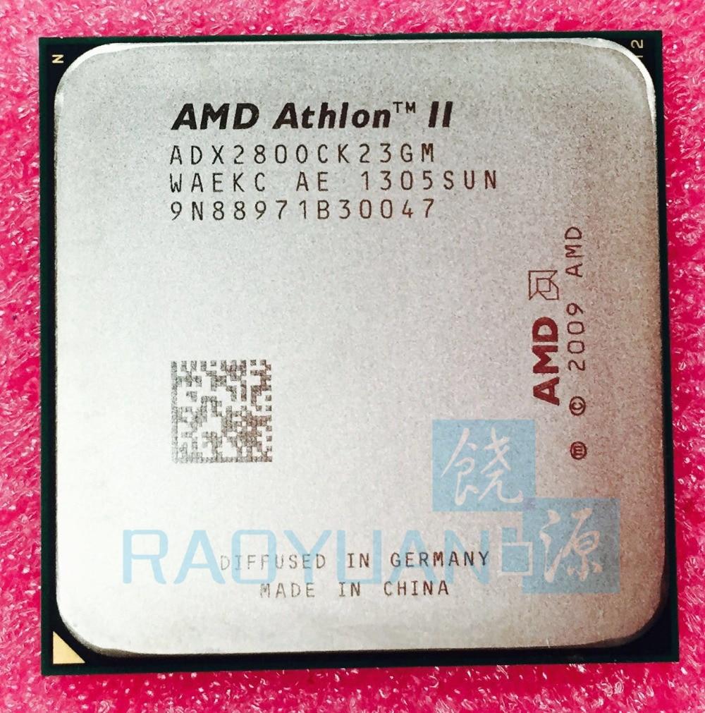 AMD Athlon X2 280 X2-280 3.6GHz Dual-Core CPU Processor ADX280OCK23GM Socket AM3 938pin