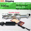 Wood Lathe Mini Lathe Machine Drill Polisher Table Saw For Polishing Cutting For Woodworking 1 Set