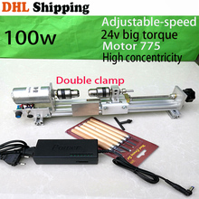 Wood Lathe Mini Lathe Machine drill/Polisher Table Saw for polishing Cutting for woodworking, 1 set DIY Fundamental ship by DHL