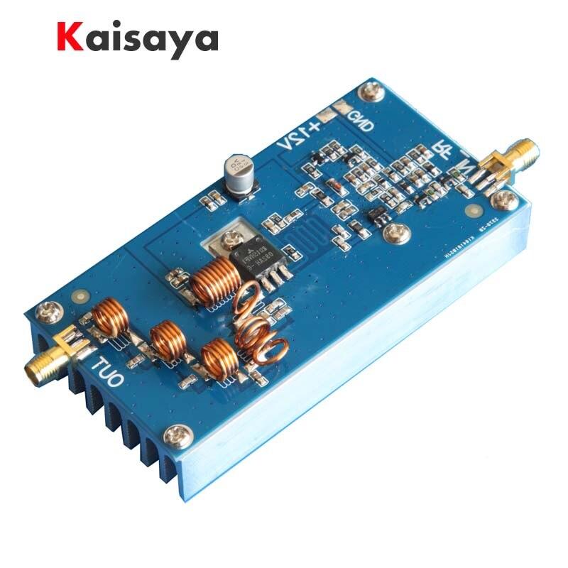 15 W 87-108 M FM transmetteur amplificateur amplificateurs de puissance pour Radio jambon15 W 87-108 M FM transmetteur amplificateur amplificateurs de puissance pour Radio jambon