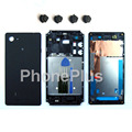 Front & Mid Housing+Battery Cover Frame Bezel Door Full Housing+Tools For Sony Xperia E3 D2203 D2206 D2243 D2202