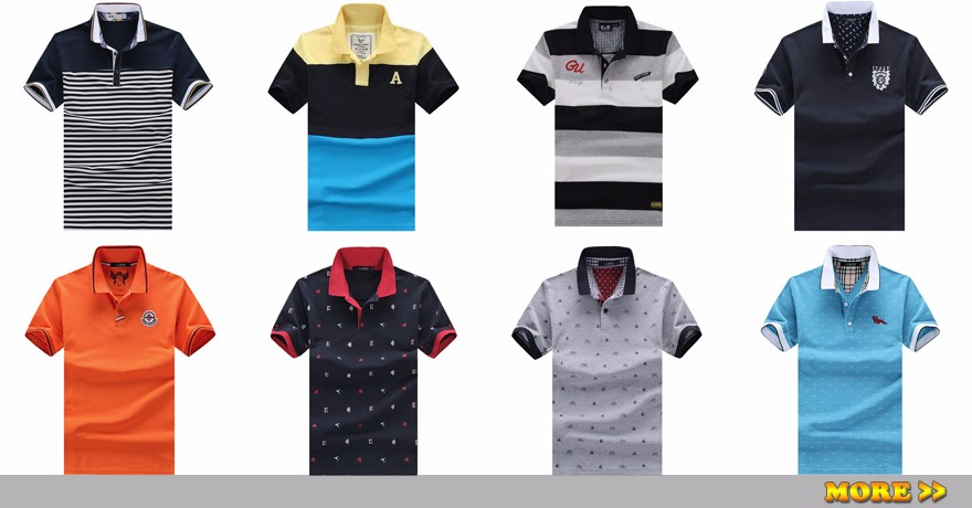 shortsleeve polo shirts