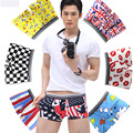 High quality  2016 ASESO  New 2016 Gift Hot Trunks Men's Crosshatch Designer Underwear Boxer Shorts Boxers cuecas Free Shipoping