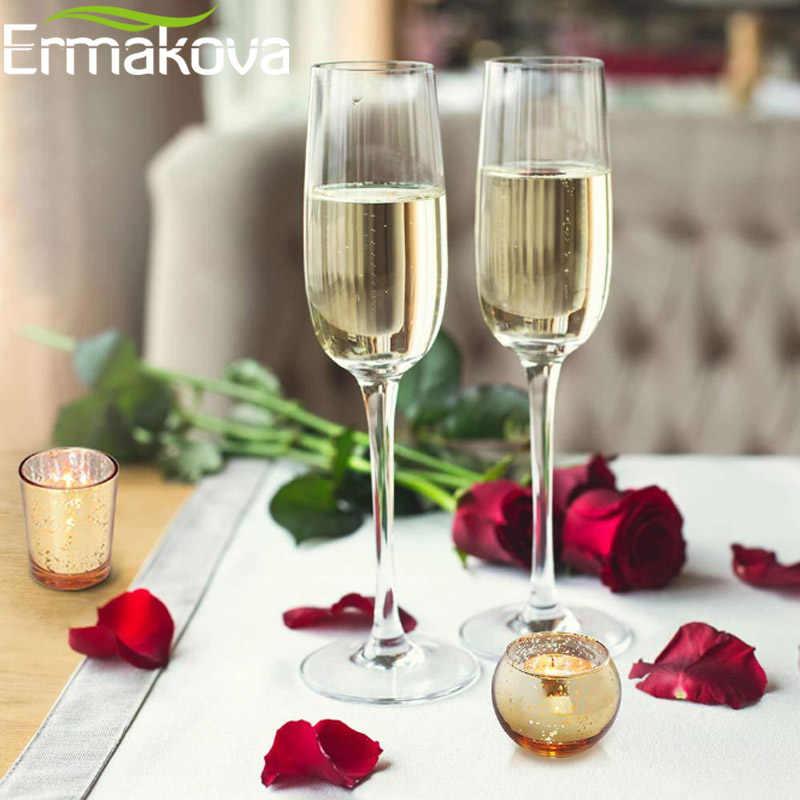 ERMAKOVA แก้วผู้ถือเทียนแก้ว Tealight เชิงเทียนงานแต่งงานโรงแรม Cafe Bar Home ตกแต่ง
