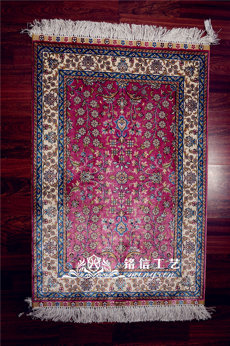 Carpet Silk Rug Hand Made Wall Carpets