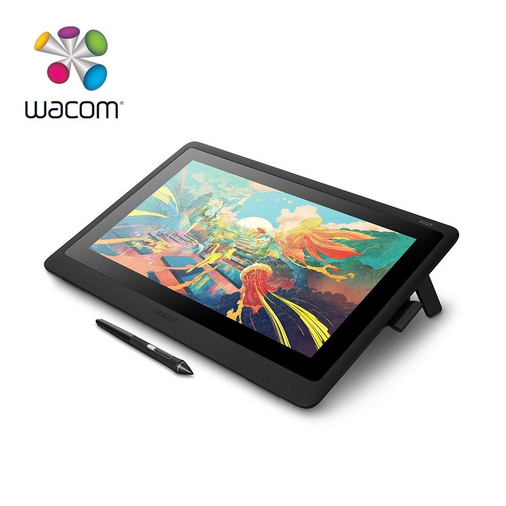 Wacom Cintiq DTK-1660 HD stylo créatif affichage moniteur graphique tablettes 8192 pression (DHL/EMS/UPS/Fedex livraison gratuite)