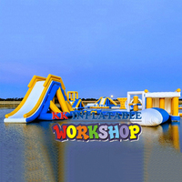 Inflatable Water Games, Floating Island Sport Water Park Equipment for Sale