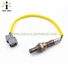 CHKK-CHKK Car Accessory OEM 36531-PLE-003 Oxygen Sensor FOR 2001-2005 Honda Civic 1.7 1.3 36531PLE003 цены