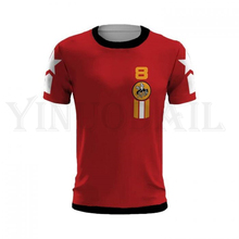 Men and Women Summer T-shirt Tekken 3d Print T Shirt for Boys Harajuku Streetwear Naruto Cosplay Costume Short Shirt Slim Bob