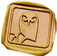 Fancy Script Custom Owl On Branch Picture Logo Vintage Wedding Invitation Wax Seal Sealing Stamp Sticks