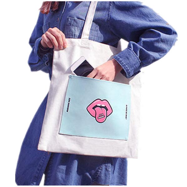 Fashion Big Mouth Storage Bags Sundries Clothing Finisher Holder Home Organization Accessories Supplies Gear Stuff Product