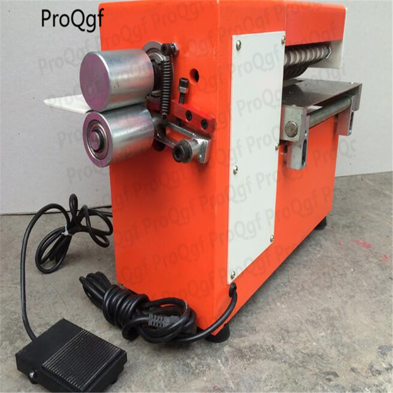 1Pcs Speed Adjustable Leather Slitting Machine  Width 0-10cm