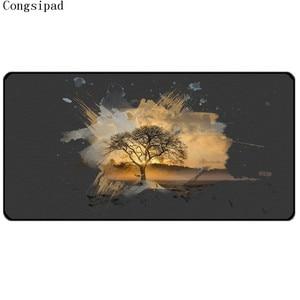 Buy Congsipad Super Big Size 400x900MM Brush Canvas Paint Splatter Painting  Anti Slip Gaming Mousepad  Creative Diy Pc Desk Mats — nvrelitisrs