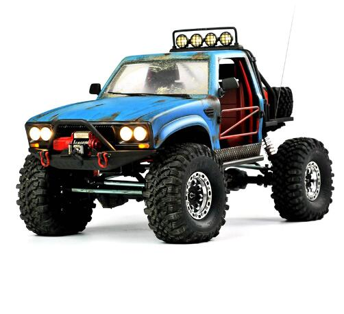 RC Truck 2.4G 4WD SUV Drit Bike Buggy Pickup Truck Remote Control Vehicles Off-Road  Rock Crawler Electronic Toys Kids Gift