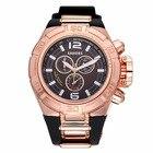 ✔  Top Luxury Shhors Часы Мужские Спортивные часы Montres Силиконовая лента Кварцевые часы Большие Мужс ★