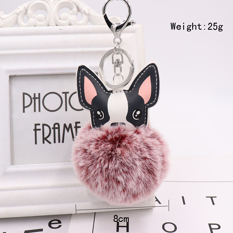 RE-Cute-Fluffy-Dog-Handbag-Pendant-Key-Chain-Women-Bag-Mini-Accessaries-Faux-Rabbit-Fur-Pompom (2)