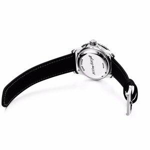 Image 4 - Neue 2020 Riff Tiger/RT Super Leucht Dive Uhren Herren Blau Zifferblatt Analog Automatische Uhren Nylon Strap reloj hombre RGA3035