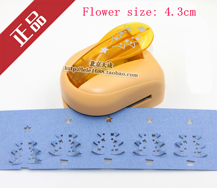 Free shipping Super Large Size Christmas tree punchers DIY Shaper Punch Craft Scrapbooking flower Paper Puncher flower Set 1pc free shipping super large size diy shaper punch craft scrapbooking cloud flower paper puncher flower set 1pc