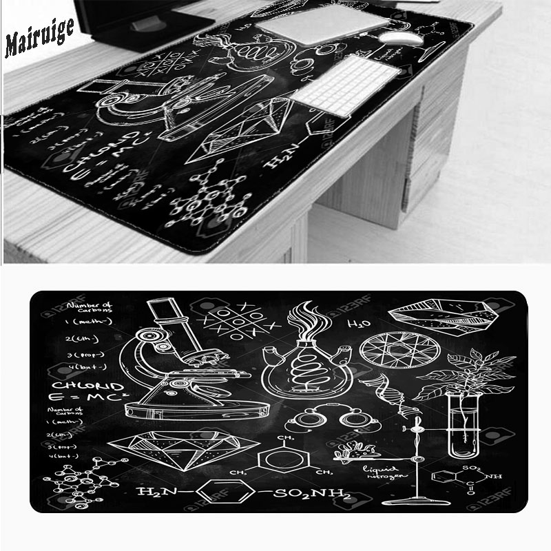 Mairuige Free Shipping Gaming Player Desk Laptop Classroom Blackboard Blackboard Numbers Large Overlock Mouse Pad 900*400*2mm