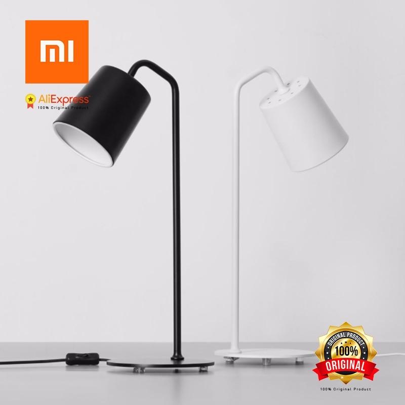 Xiaomi Original Yeelight minimalist table LED lamp Iron Minimalist lines, the height of the gold, ingenuity quality fossil the minimalist fs5308