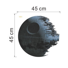 Star Wars Death Star Wall Sticker