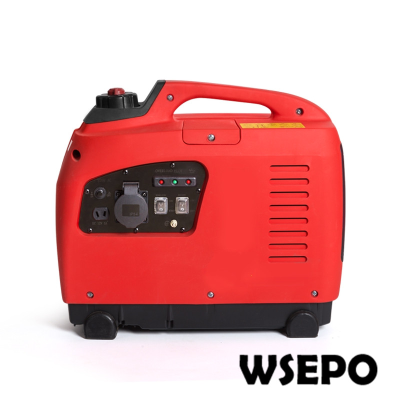 Rated 800W,Max 900W Silent Type Inverter Generator 220V 50hz with CE/EPA Certificate, Voltage Customized Options Available behringer epa 900 europort