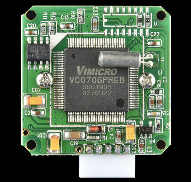 LY RS232 level JPEG Color Camera Serial UART Interface LS