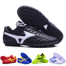 online store 34d34 7bd57 Men Indoor Soccer Shoes Superfly Breathable High Quality Cheap Original TF  Kids Football Boots chaussure de