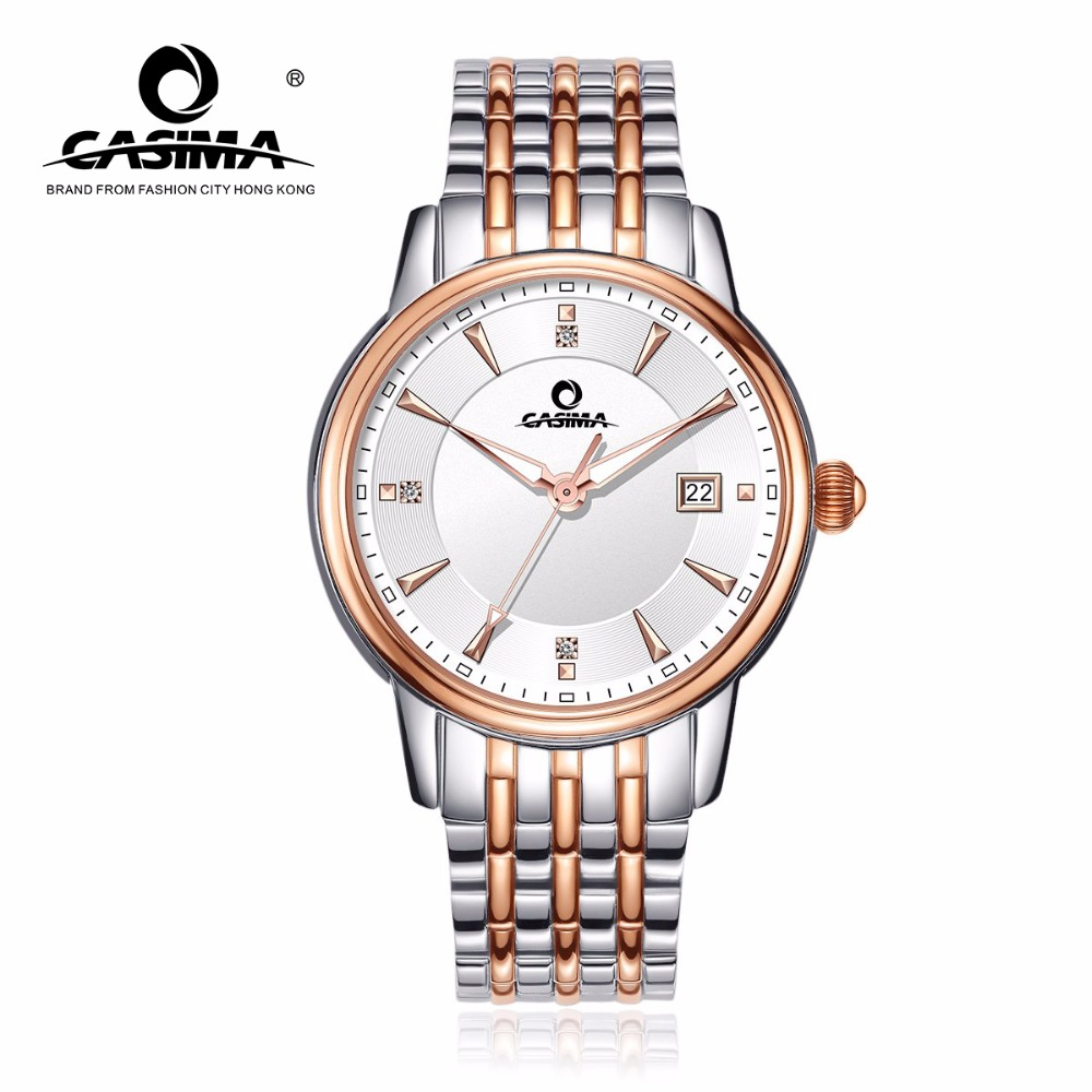 купить CASIMA New Luxury Brand Watches Men Automatic Mechanical Men Watches Skeleton Fashion Clock Waterproof 100m #8801 недорого