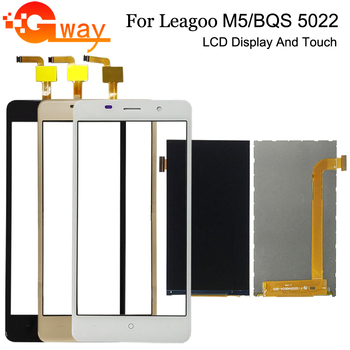 FSTGWAY For Leagoo M5 LCD Display Screen And Touch Panel Screen Perfect Repair Parts Screen digitizer for Leagoo M5 With Tools image