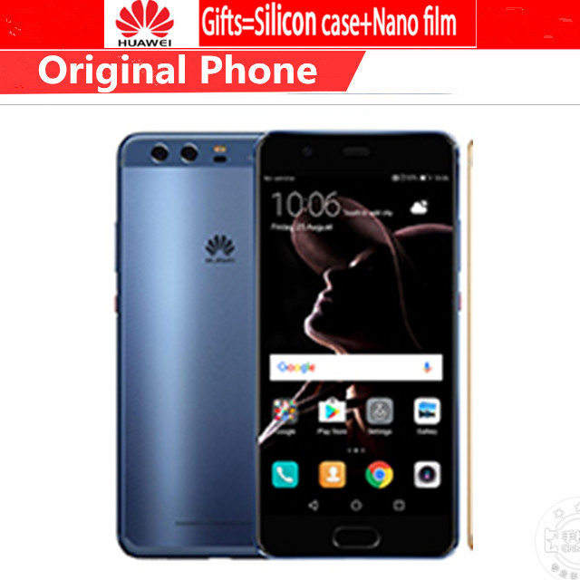 Huawei P10 4GB 64gb/hisilicon Kirin 960 VTR-L29 Mobile-Phone GSM/WCDMA/LTE NFC Quick Charge 3.0