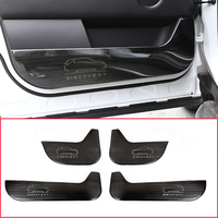 For Land Rover Discovery Sport 2015 2018 304 Stainless Steel Interior Door Protection Panel Cover Trim 4Pcs