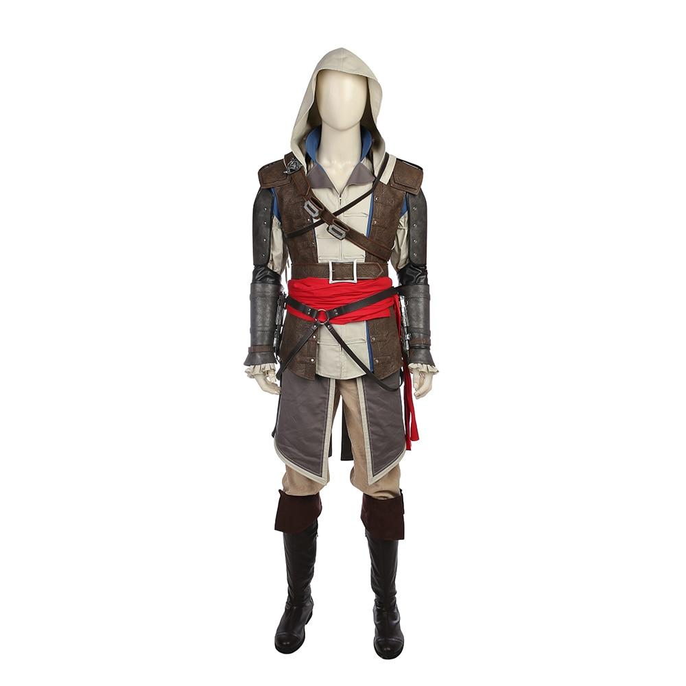 Assassin's Creed 4 fekete zászló Cosplay - Jelmezek