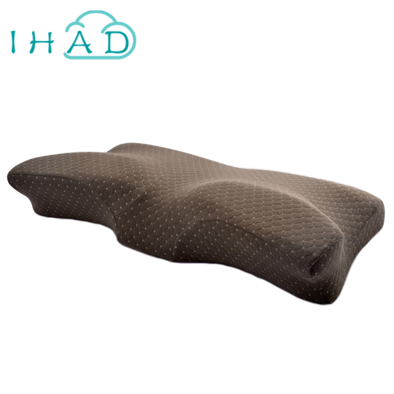 Design Upgrades Butterfly Memory Pillow Neck Protection