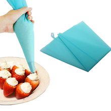 Funny Silicone Pastry Bag Reusable Cream Icing Piping Baking Decorating DIY Tool Pastry Tools Interesting