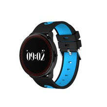 CF007 Health bracelet with Hear Price Monitor Bluetooth Sensible Band Exercise tracker wearable gadgets  SmartWrist pk mi band 2