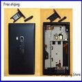 Чехол Nokia N9, для жилья аккумулятор дверь зад чехол с USB дверь + sim-лоток лоток, черный + код отслеживания