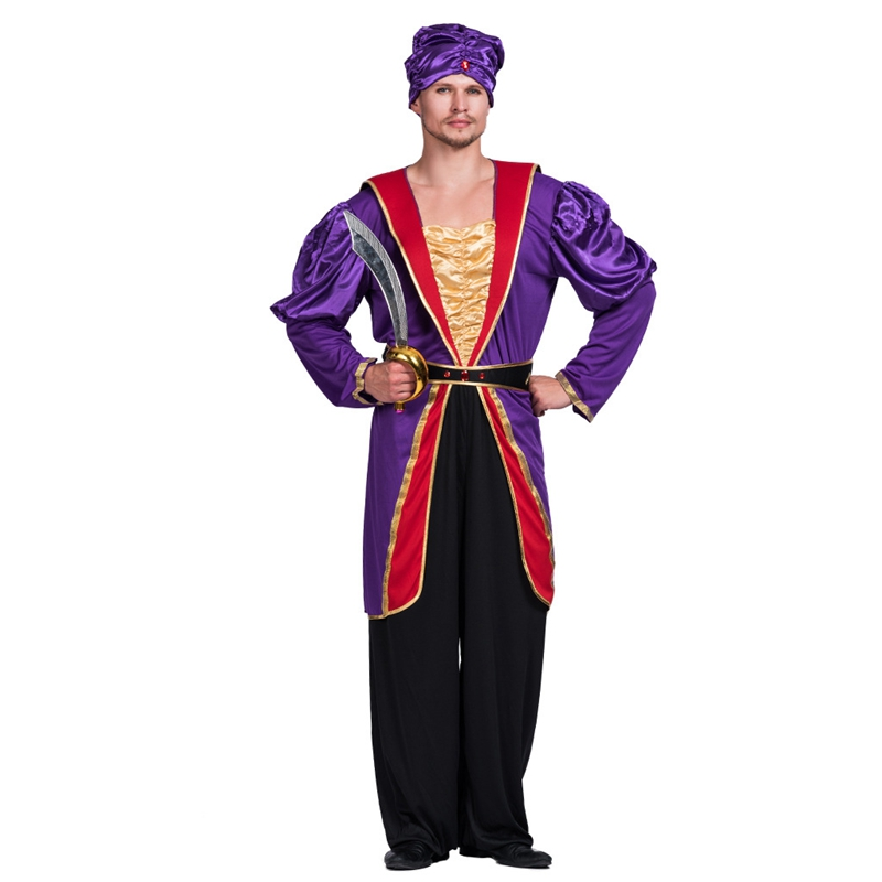 Maharaja Sultan Adult Costume