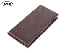 8059C 2014 JMD New Arrival Rectangle Fashion Genuine Leather Coffee  Men's Wallet purse jmd new arrival 100 page 5