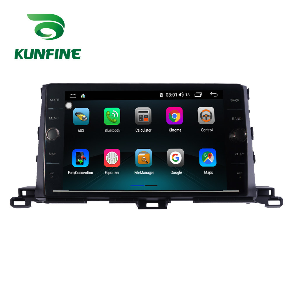 GB ROM Android 8.1 Car Navigation Player