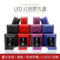 Free shipping 2019 new Proposed high end packaging leds diamond bracelet pendant necklace bracelet ring jewelry boxes