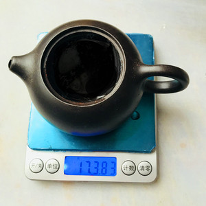 Image 2 - 170ML Yixing 주전자 보라색 점토 Xishi 아름다움 쿵푸 주전자 선물 상자 정장 Puer Tiguanyin 보내기