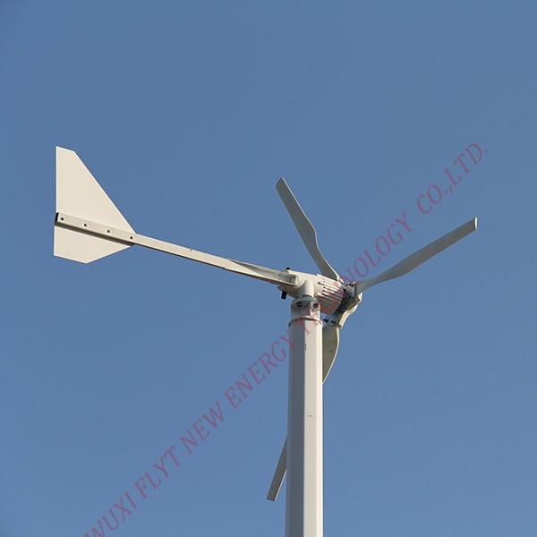 gerador de energia eolica da eficiencia elevada da energia 2kw 96v nova para fora do gerador